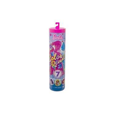 Imagem de Barbie Color Reveal - Estilos Surpresas - Monocromática - Mattel