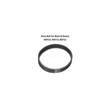 Correia de transmissão dentada da plaina de 9mm para Black & Decker KW715 KW713 BD713 177-3M **