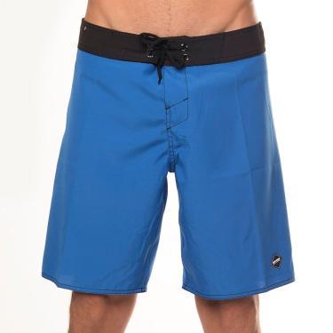 Boardshort masculino sublimado color block mormaii Azul 40