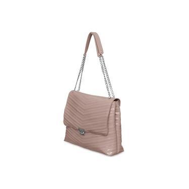 Bolsa Petite Jolie Feminina Maya Bag PJ10079 Taupe