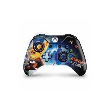 Skin Adesivo para Xbox One Fat Controle - Ratchet And Clank