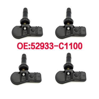 Controlador de pressão de pneus para hyundai tucson, creta ix25, tucson i40 ix35 sonata 2010-2019