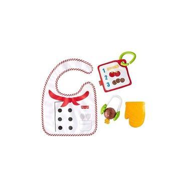 Imagem de Conjunto Infantil De Brinquedo Fisher Price Mini Chef Gjd48