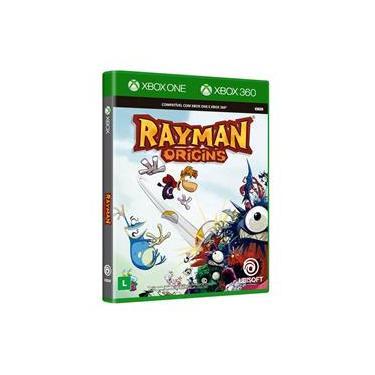 Jogo Rayman Origins XBOX 360/ONE DVD