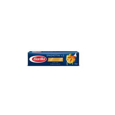 Massa Italiana Barilla Nº3 Longa Spaghettini 500g