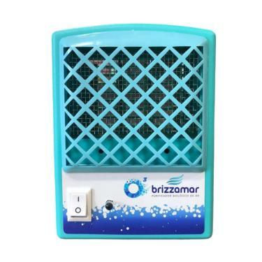 Purificador Ionizador E Ozonizador De Ar, 80M³ - Brizzamar