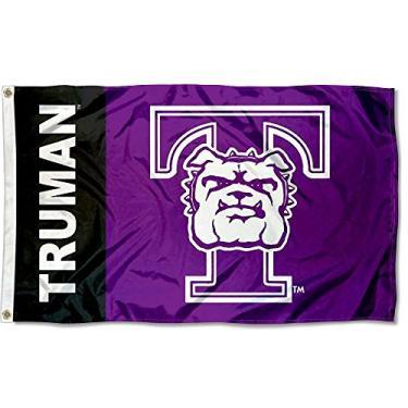Truman Bulldogs Bandeira da faculdade