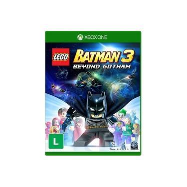 Lego Batman 3 - Beyond Gotham - Jogo Xbox One (Dublado em Português)