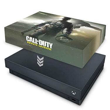Capa Anti Poeira para Xbox One X - Call Of Duty: Infinite Warfare