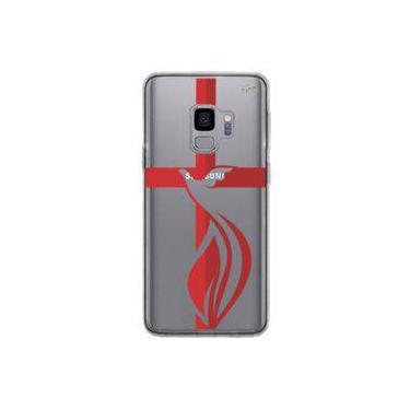 Capa Personalizada para Samsung Galaxy S9 - CRUZ ESPIRITO SANTO. - Quark