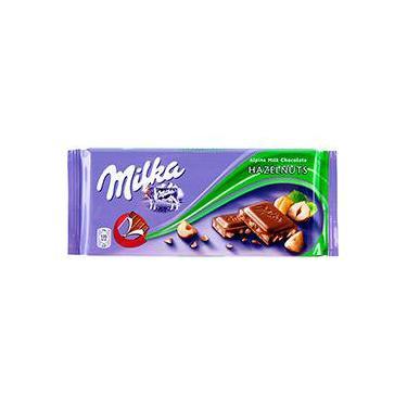 Chocolate Milka Hazelnut 100 g