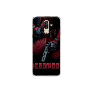 Capa para Galaxy J8 - Deadpool 4