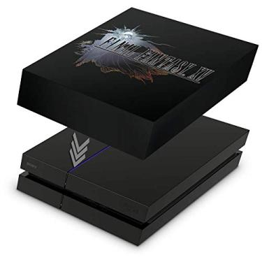 Capa Anti Poeira para PS4 Fat - Final Fantasy XV #A