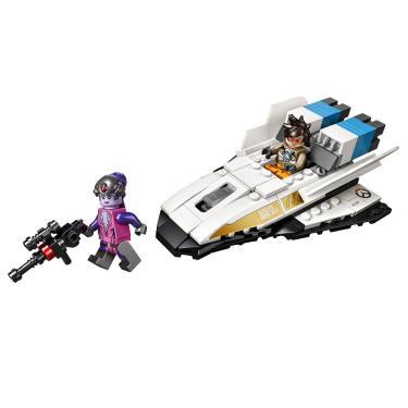 LEGO Overwatch - Tracer e Widowmaker
