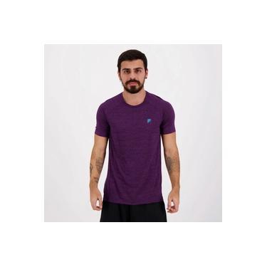 Camiseta Fila Match Roxa