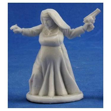 Reaper RPR80028 Bones Sister Maria Miniature