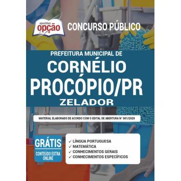 Imagem de Apostila Concurso Cornélio Procópio Pr - Zelador