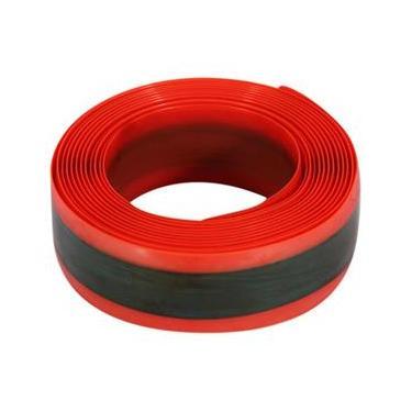 Fita TecTire Anti-furo Aros 20,24 e 26 Vermelho/Preto MTB unidade