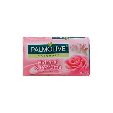 Kit Sab Palmolive Naturals Leite E Pétalas Rosas 12 Und 150g