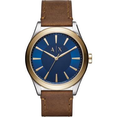 d84ea380141 Relógio Armani Exchange AX23342AN Marrom Dourado Armani Exchange AX23342AN  masculino