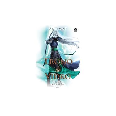 Trono de Vidro. Herdeira do Fogo - Volume 3 - Capa Comum - 9788501401403