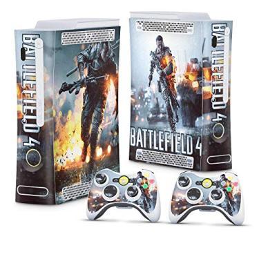 Skin Adesivo para Xbox 360 Fat Arcade - Battlefield 4