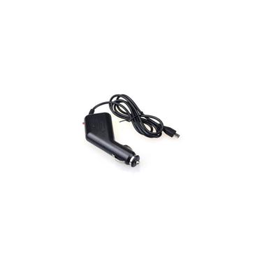 Cabo distribuidor de corrente do carregador do carro de 120cm mini usb para Garmin Nuvi TomTom Magellan gps