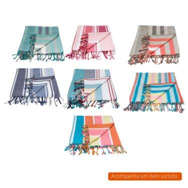 Canga Beachwear Colorida 110x150 cm