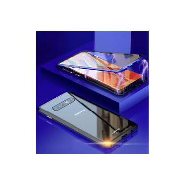 Capa Case Magnética Blindada Samsung Galaxy S9 - Dourado