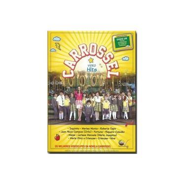 Dvd Carrossel - Carrossel Video Hits-dvd