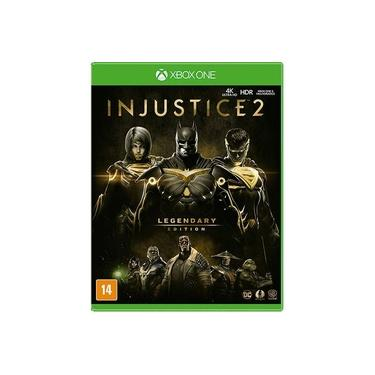 Injustice 2: Legendary Edition - Xbox-One