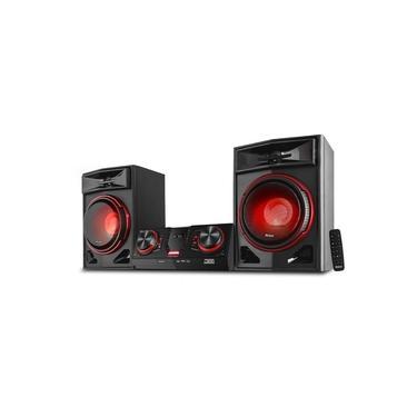 Mini System Philco Phs1900bt 1900w Rms com Bluetooth, Exbass e Flash Lights