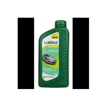 Óleo Lubrificante Motor 20w50 Mineral Lubrax 1l