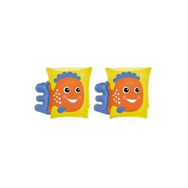 Boia de Braço Bichinhos Peixe Amarelo - MOR