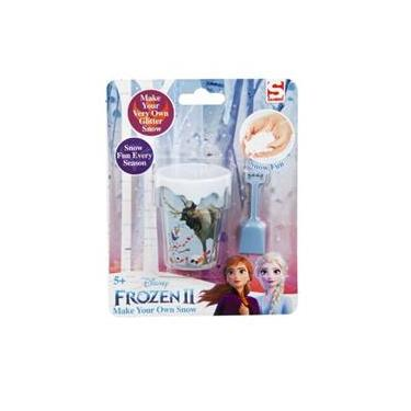 Imagem de Kit Brinquedo Faça Neve Mágica Glitter Frozen 2 Disney 39940