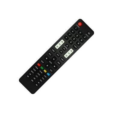 Controle Remoto TV Semp Toshiba Smart com Tecla Internet