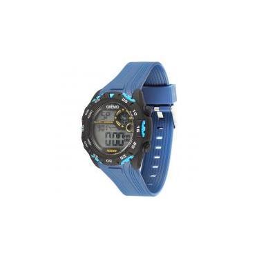 d05d13041c9 Relógio Masculino Technos Grêmio Digital GRE1360A 8A - Único - Times de  futebol