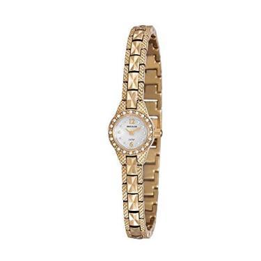2b74e503d9e Relógio Seculus Feminino Analógico Dourado 20452LPSVDA1