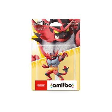Amiibo Incineroar Super Smash Bros - Switch / 3DS