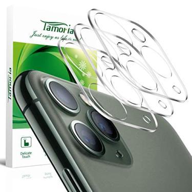 [Pacote com 3] Protetor de tela Tamoria para iPhone 11 Pro/11 Pro Max Câmera 3D Oneness HD Clear 9H de vidro temperado antiarranhões antidigitais sem bolhas de toque suave para iPhone 11 Pro Max/iPhone 11 Pro