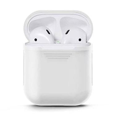 Capa/Case P/Fone Apple Airpods (Branco)