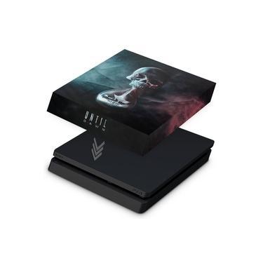 Capa Anti Poeira para PS4 Slim - Until Dawn