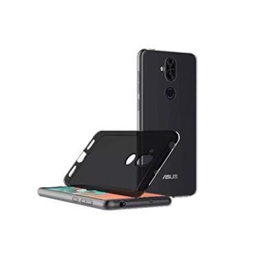 Capa Asus Zenfone 5 Selfie Pro + Pelicula De Vidro Zc600 - Fume