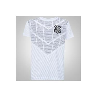 45ddbd636bc23 Camiseta do Corinthians Empire - Infantil - BRANCO Xps Sports