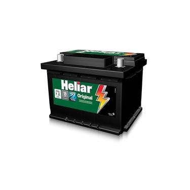 Bateria Heliar 60Ah – HG60DD / HG60DE – Original de Montadora