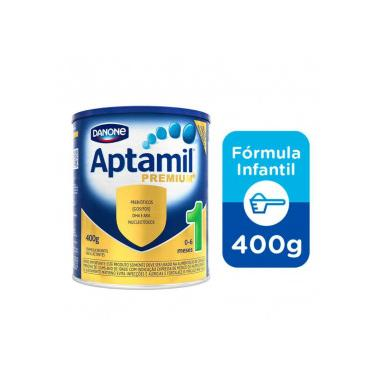Aptamil Premium 1 Fórmula Infantil Lata 400g
