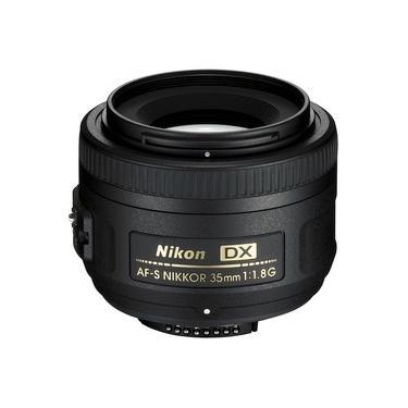 Lente Intercambiável Nikon AF-S DX Nikkor 35mm F/1.8G