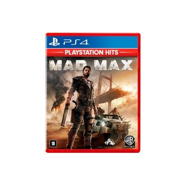 Mad Max (Playstation Hits) - PS4 Mídia Física