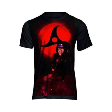 Camiseta Free Fire Gamer Máscara Toxic Top Camisa Unissex 87 Preto Tamanho: P; Cor: Preto