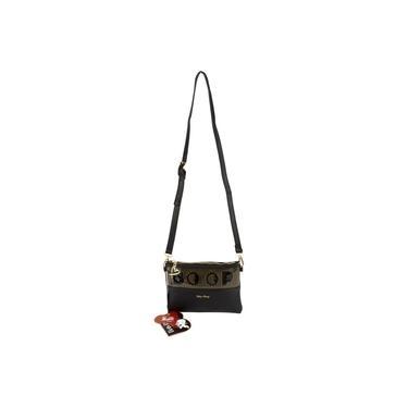Bolsa Betty Boop Bp8901 Glossy transversal e clutch
